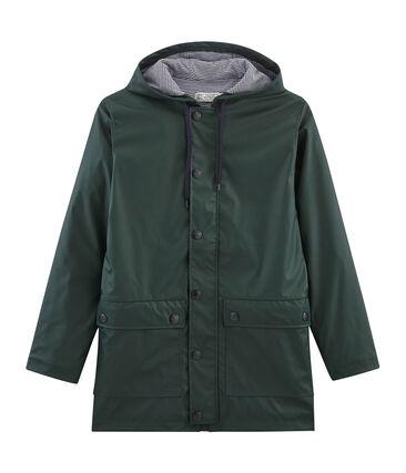 Unisex Raincoat Sherwood green