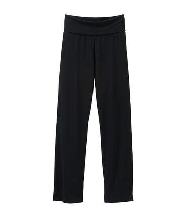 Women's knit trousers