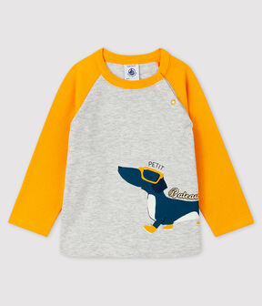 Baby boy's t-shirt BELUGA/BOUDOR