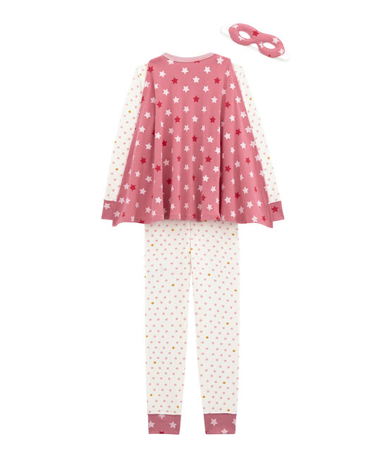 Girls' Outfit Marshmallow white / Multico white