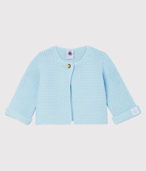 Babies' Cardigan Made Of 100% Cotton Knit TOUDOU
