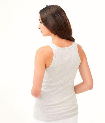 Women's Iconic Vest Beluga grey
