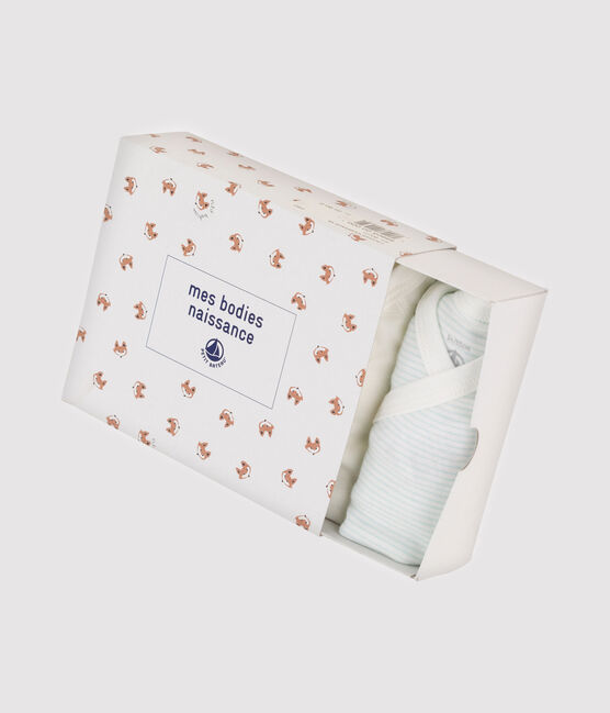 Newborn Babies' Long-Sleeved Bodysuit - 3-Piece Set . set