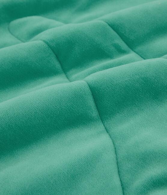 Giant Felt Scatter Cushion Mozaik blue