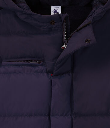 Boy's water resistant parka