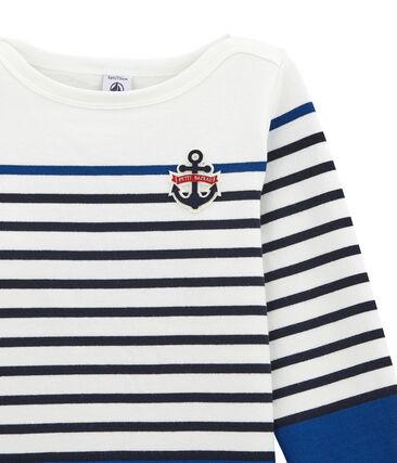 Boy's breton top