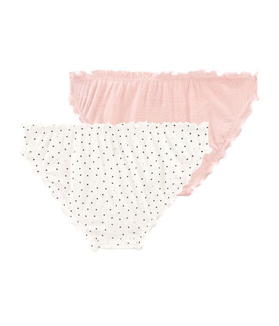 Set of 2 women's ruffled pants . set