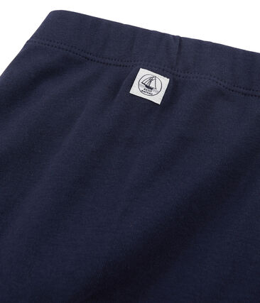Unisex baby's trousers Smoking blue