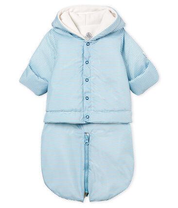 Unisex baby 3-in-1 snowsuit