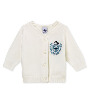 Baby boys' cotton cardigan