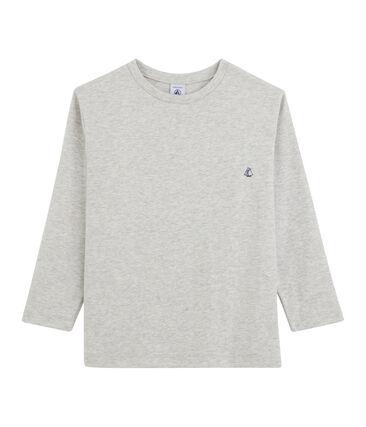 Boys' Long-Sleeved T-shirt Beluga grey