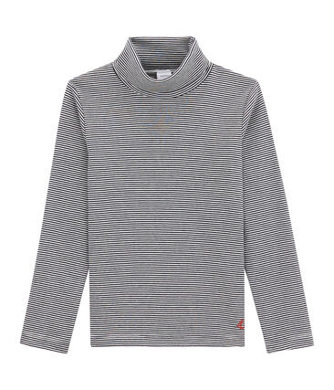 Child's polo neck T-shirt