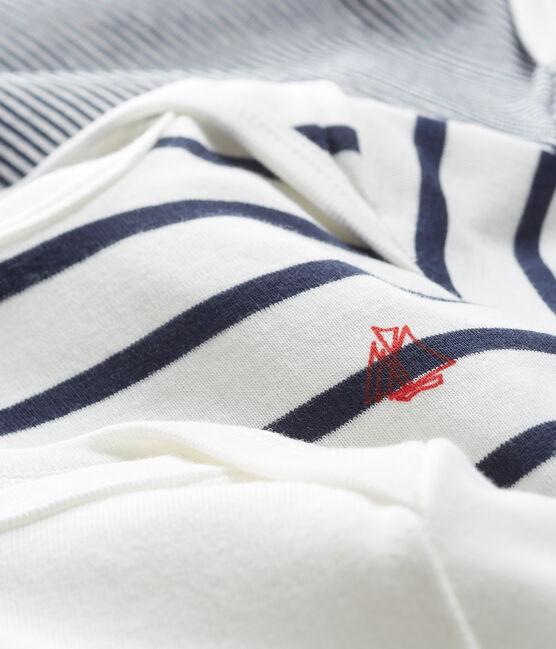 Baby's Short-Sleeved Bodysuit - 3-Pack . set