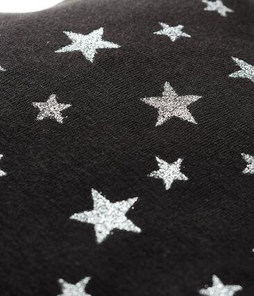Rib Knit Baby Cushion Capecod grey / Argent grey