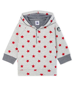 Baby Boys' Print Zip-Up Hoody