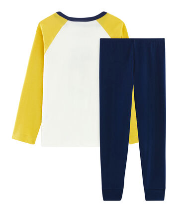 Boys' Ribbed Pyjamas