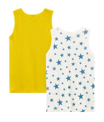 Boys' sleeveless vests - Set of 2