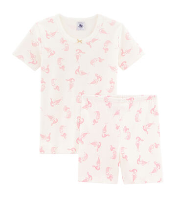 Girls' Snugfit Short Pyjamas null