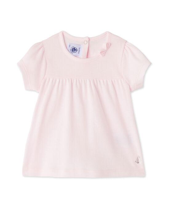 Baby girls' tee Vienne pink