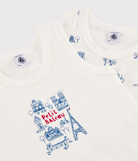 Boys' Paris Vests - 2-Piece Set . set