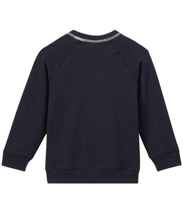 Boy's cotton fleece sweatshirt