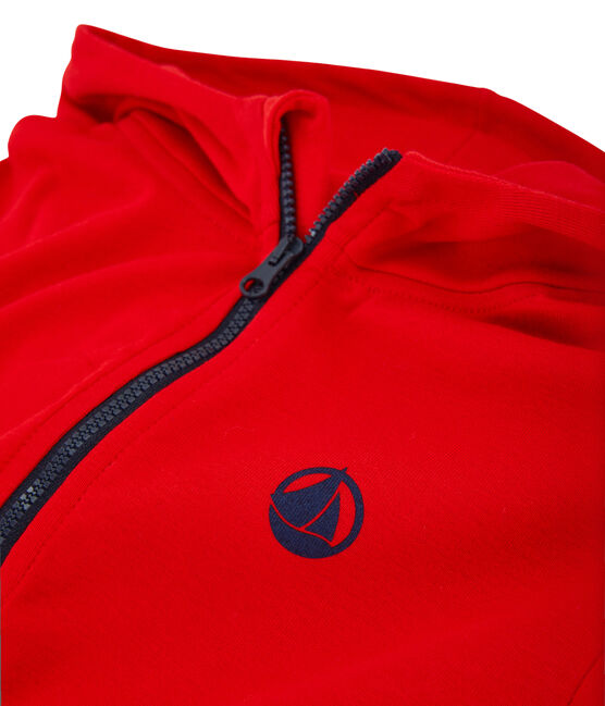 Unisex Sweatshirt Peps red