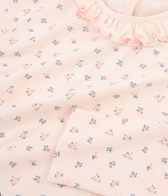 Girls' Pyjamas Marshmallow white / Multico white