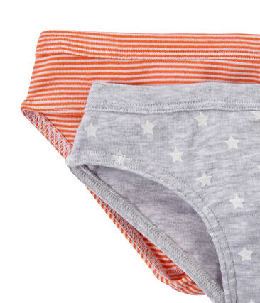 Set of 2 boys' briefs