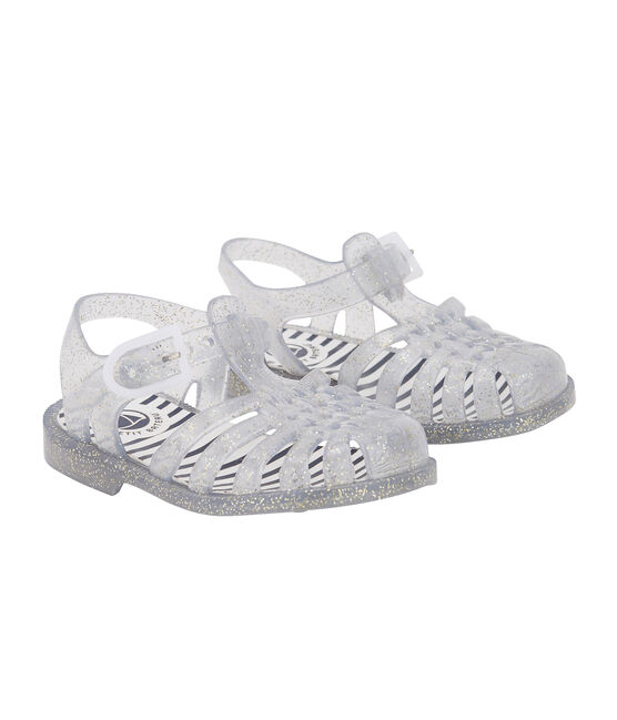 MÉDUSE® sandal for baby Dore yellow