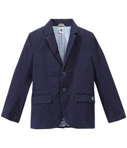 Boys' Jacket Smoking blue