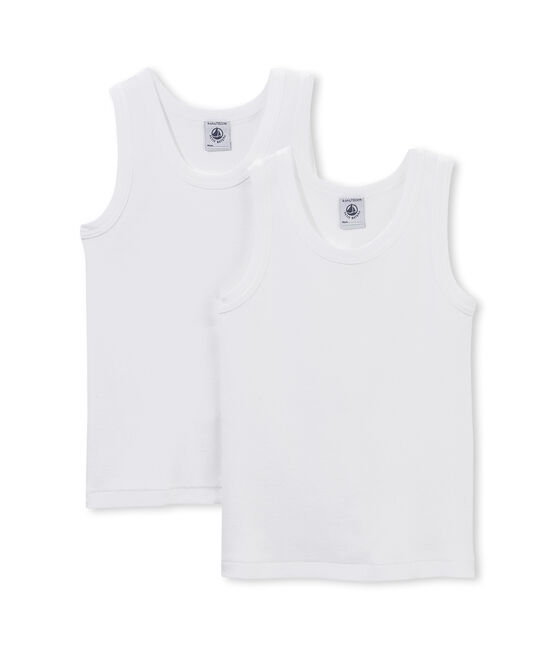 Boys' Sleeveless Tops - 2-Piece Set . set