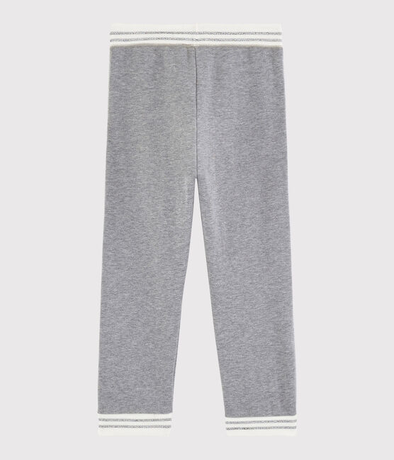 Girls' Sports Trousers Subway grey