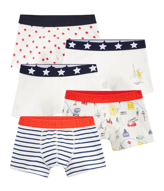 Boys' Boxer Shorts - 5-Piece Set . set