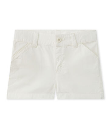 Baby boy's cotton shorts