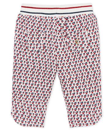Baby girls' printed Sweatshirt trousers
