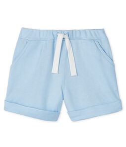 Baby Girls - Boys' Knit Shorts Fraicheur blue