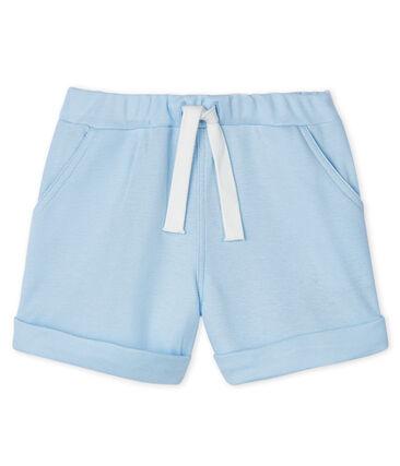 Baby Girls - Boys' Knit Shorts Fraicheur blue