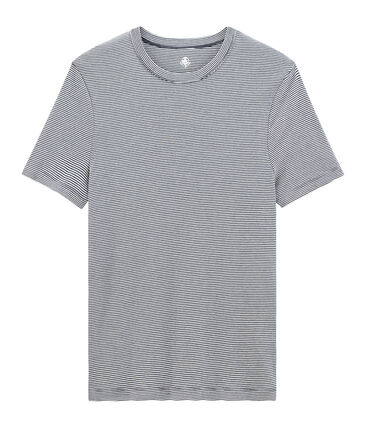 Men's Iconic Short-Sleeved Crew Neck T-Shirt
