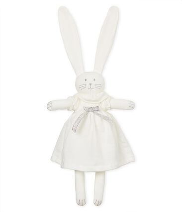 Elegant rabbit comforter