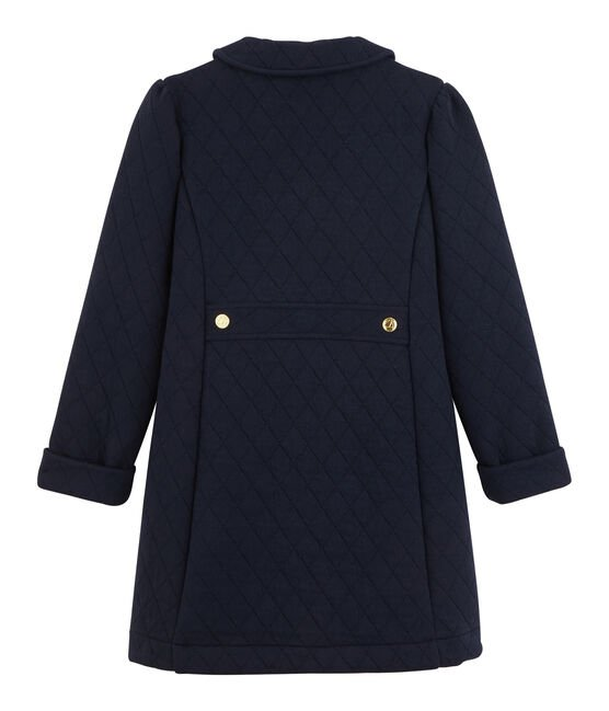 Girls' Tube Knit Coat SMOKING