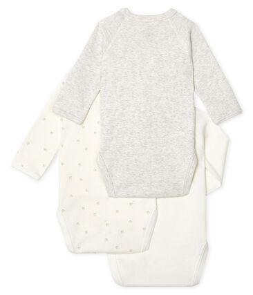 Babies' Long-Sleeved Bodysuit - 3-Piece Set