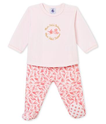 Baby girl's pyjamas