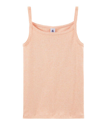 Women's strappy top Aster Chine pink