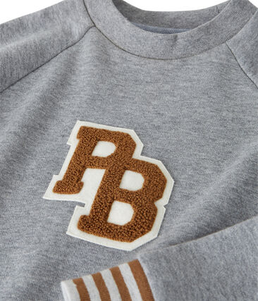 Boy's sweatshirt
