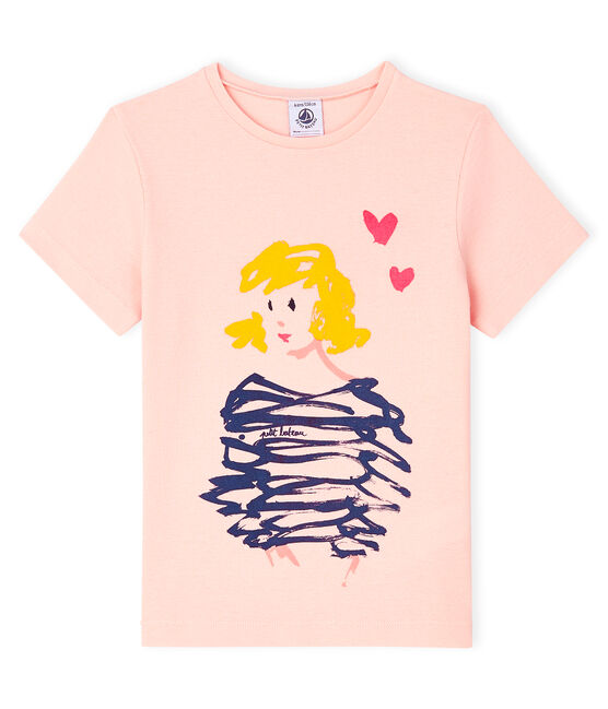 Girls' Short-sleeved T-shirt MINOIS