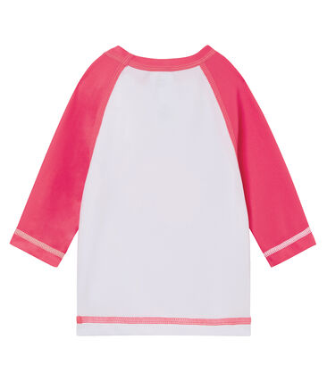 Unisex baby's sun protection t-shirt