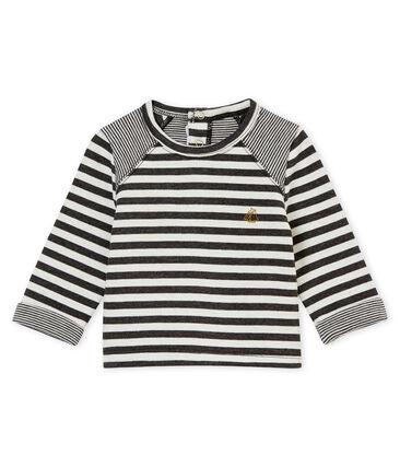 Baby boy's striped T-shirt