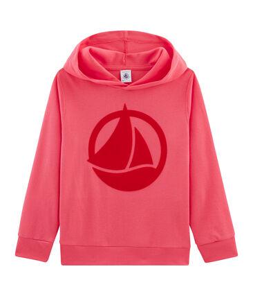 Child's hoody Groseiller pink