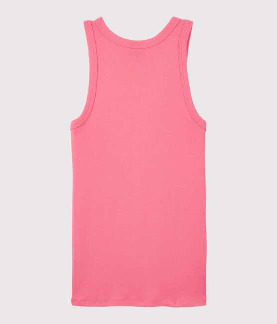 Women's Iconic Vest Hibiscus purple