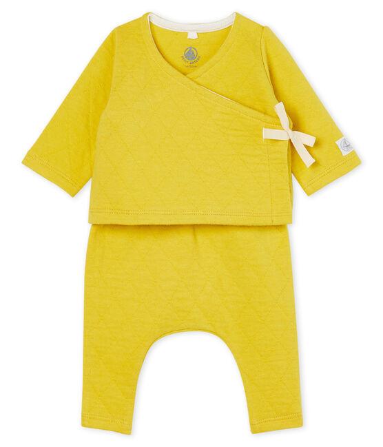 Babies' Tube Knit Clothing - 2-piece set BLE